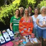 von links: Sabrina Schwankl vom Fressnapf Penzberg, Elke Ziegeltrum, Verena Ertl, Beate Kreutterer, Kathrin Zwerger und Karin Ratzek-Endreß